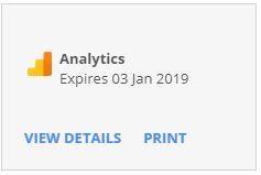 Google Analytics H